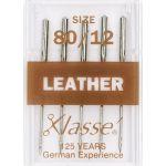 Klasse Leather Machine Needles Size 80/12 by Klasse Sewing Machines Needles - OzQuilts