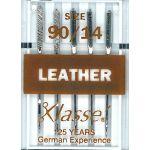Klasse Leather Machine Needles Size 90/14 by Klasse Sewing Machines Needles - OzQuilts