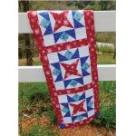 Liberty Runner Cut Loose Press Pattern by Cut Loose Press Patterns Quilt Patterns - OzQuilts
