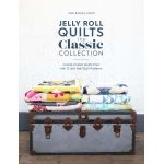 Jelly Roll Quilts: The Classic Collection by Quilt Room Pam & Nicky Lintott Pre-cuts & Scraps - OzQuilts