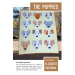 The Puppies Quilt Pattern by Elizabeth Hartman by Elizabeth Hartman Elizabeth Hartman - OzQuilts