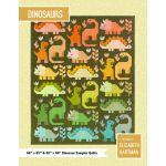 Dinosaurs Quilt Pattern by Elizabeth Hartman by Elizabeth Hartman Elizabeth Hartman - OzQuilts