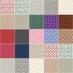 The Lizzy Albright Attic Window Fat Quarter Fabric Collection by  Fat Quarter Packs - OzQuilts