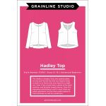 Hadley Top Pattern by Grainline Studio by Grainline Studios Clothing & Toys - OzQuilts