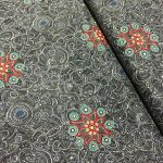 Yallaroo Black by June Smith by M & S Textiles Cut from the Bolt - OzQuilts