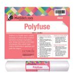Polyfuse Fusible Water Soluble Tearaway 45cm x 22.9m (18in x 25yds) by  Wash Away Paper - OzQuilts
