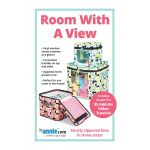 Room With A View Pattern by Annie Unrein by ByAnnie Organisers - OzQuilts