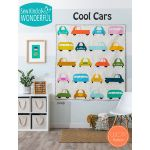 Cool Cars Quilt Pattern by Sew Kind Of Wonderful by Sew Kind of Wonderful Sew Kind of Wonderful - OzQuilts
