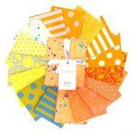 Tula's True Colors Goldfish - 16 Fat Quarters by Tula Pink Fat Quarter Packs - OzQuilts