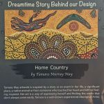 Home Country Gold by Tamara Murray May by M & S Textiles Cut from the Bolt - OzQuilts