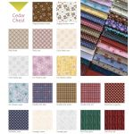 The Lizzy Albright Cedar Chest Fat Quarter Fabric Collection by  Fat Quarter Packs - OzQuilts