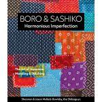 Boro & Sashiko Harmonious Imperfection by C&T Publishing Japanese & Sashiko - OzQuilts