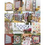 Playful Precut Quilts by  Paper Piecing - OzQuilts