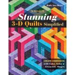 Stunning 3-D Quilts Simplified by  Modern Quilts - OzQuilts
