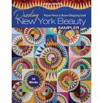 Dazzling New York Beauty Sampler by C&T Publishing Paper Piecing - OzQuilts