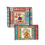 Colourful Creatures Eco Pouch Set by C&T Publishing Organisers - OzQuilts
