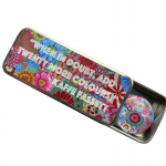 Kaffe Fassett When in Doubt Magnetic Needle Tin & Zappy Dot by  Organisers - OzQuilts