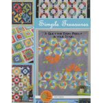Simple Treasures : 10 new designs for pre-cuts by Anka's Treasures Pre-cuts & Scraps - OzQuilts