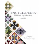 Encyclopedia of Pieced Quilt Patterns (Third Edition) by Barbara Brackman by  Reference - OzQuilts