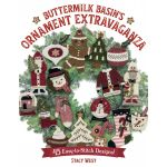 Buttermilk Basin Ornament Extravaganza by Martingale & Company Christmas - OzQuilts