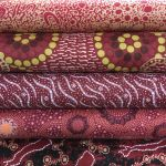 Aboriginal Art Fabric 20 Fat Quarter Bundle M by M & S Textiles Fat Quarter Packs - OzQuilts