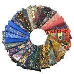 Australian Aboriginal Fabric 1 - 30 Fat Quarter Pack by M & S Textiles Fat Quarter Packs - OzQuilts