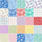 Everything But The Kitchen Sink 15 Fat  - 22 Fat Quarter Bundle by  Fat Quarter Packs - OzQuilts