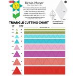 Creative Grids 60 Degree Diamond Ruler by Creative Grids Diamond Rulers - OzQuilts
