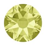 Swarovski Hotfix Flatback Crystals Jonquil SS34 by Swarovski Stone Size SS34 (7mm) - OzQuilts