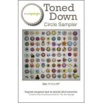 Toned-Down Circle Sampler Pattern by Sue Spargo by Sue Spargo Sue Spargo - OzQuilts