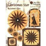 Christmas Star in Stained Glass
