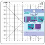 "June Tailor Shape Cut Ruler 12"" x 12"""