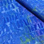 Royal Rectangles Batik