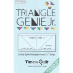 Triangle Genie JUNIOR : Lickity-split triangles from strips