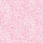 """Filigree 108"""" wide Quilt Back - Pink"""