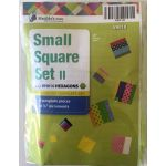 Matilda's Own Small Squares for Hexagons