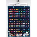 DMC Door Hanging Needlework Storage System