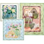 "Quilted Garden Delights: Make Your Quilts Bloom‰€""8 Quick Projects"