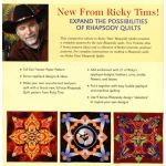 Ricky Tims Baskets & Flowers Rhapsody Quilts