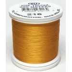 YLI Silk 100 Thread -216 Orange