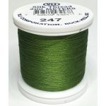 YLI Silk 100 Thread -247 Spring Green
