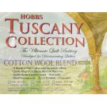"Hobbs Tuscany Cotton Wool Batting Queen size 96"" x 108"""