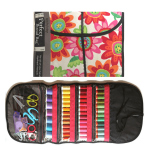 Karen Kay Buckley Perfect Thread Bags Light Floral
