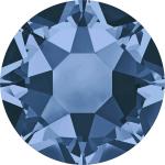 Swarovski Hotfix Flatback Crystals Montana SS10 by Swarovski Stone Size SS10 & SS12 (2.8-3.2mm) - OzQuilts