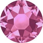 Swarovski Hotfix Flatback Crystals Rose SS10 by Swarovski Stone Size SS10 & SS12 (2.8-3.2mm) - OzQuilts