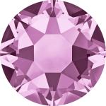 Swarovski Hotfix Flatback Crystals Light Amethyst SS10 by Swarovski Stone Size SS10 & SS12 (2.8-3.2mm) - OzQuilts