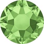 Swarovski Hotfix Flatback Crystals Peridot SS10 by Swarovski Stone Size SS10 & SS12 (2.8-3.2mm) - OzQuilts