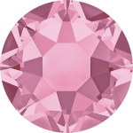 Swarovski Hotfix Flatback Crystals Light Rose SS34 by Swarovski Stone Size SS34 (7mm) - OzQuilts