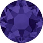 Swarovski Hotfix Flatback Crystals Purple Velvet SS34 by Swarovski Stone Size SS34 (7mm) - OzQuilts