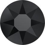 Swarovski Hotfix Flatback Crystals Jet SS34 by Swarovski Stone Size SS34 (7mm) - OzQuilts